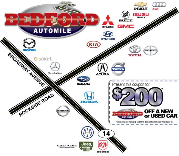 Bedford Auto Mile